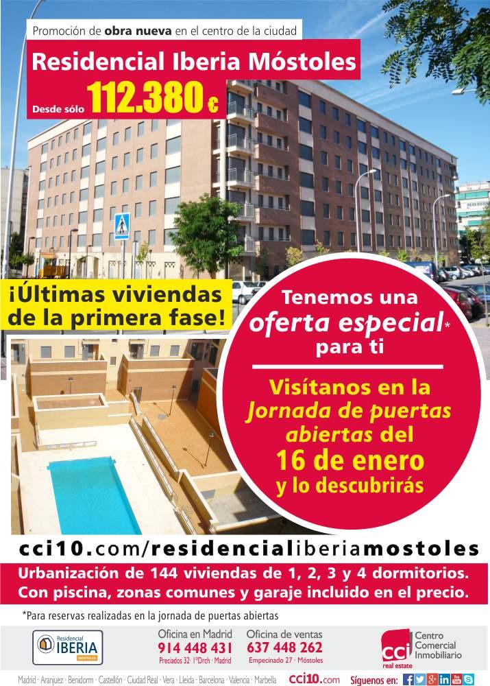 Oportunidad Pisos Móstoles CCI
