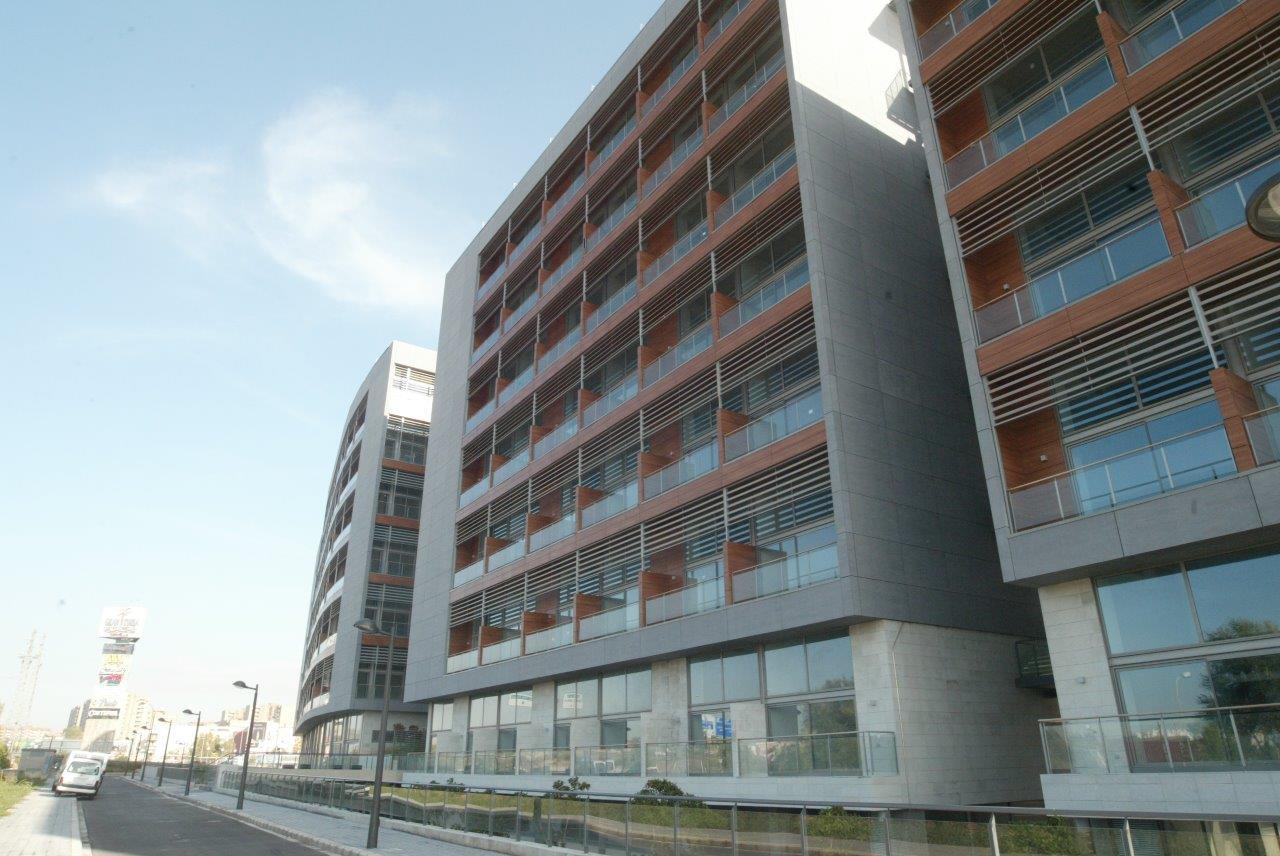 Loft y oficinas en valencia cci for Oficinas liberbank valencia