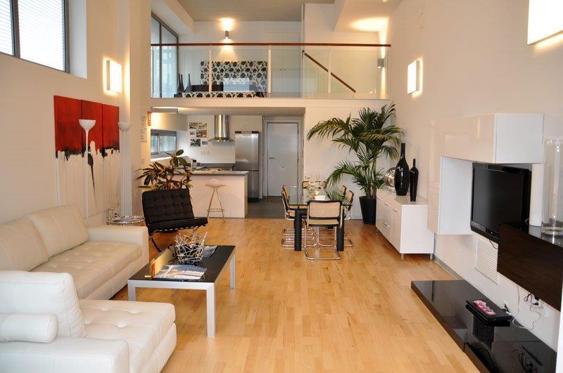 Loft y oficinas en valencia cci for Ideas decoracion loft