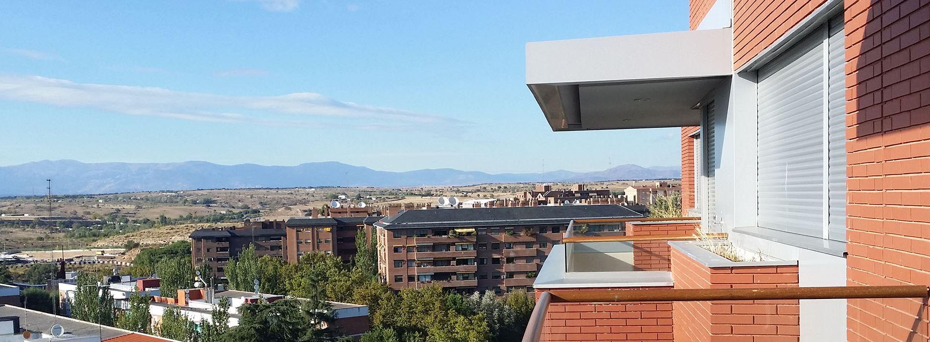 Obra nueva centro comercial inmobiliario - Casas en mirasierra madrid ...