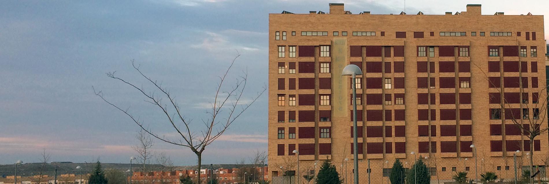 Promoci n obra nueva residencial puerta del sol cci for Centro comercial la puerta del sol