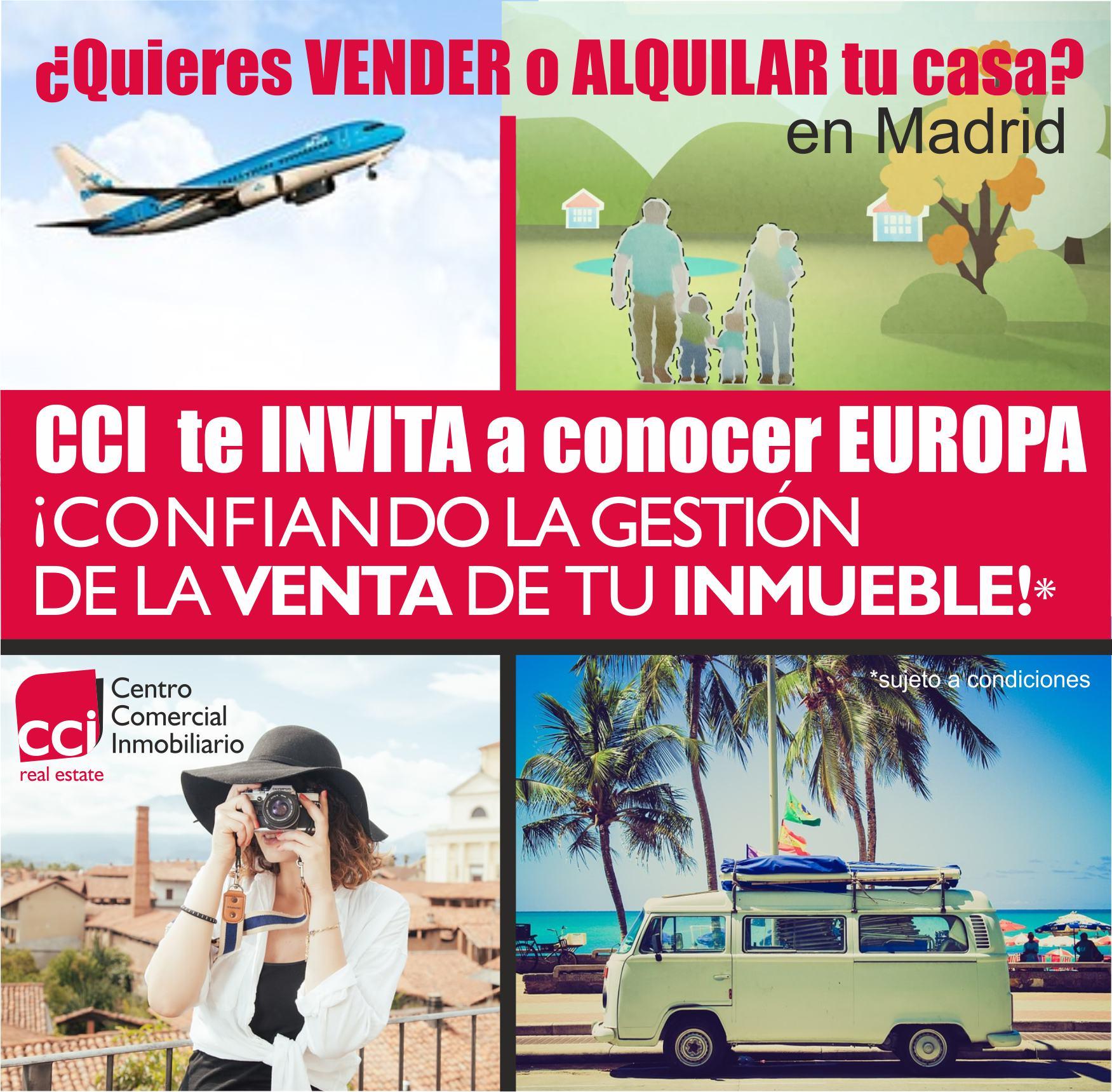 viaja a Europa con CCI