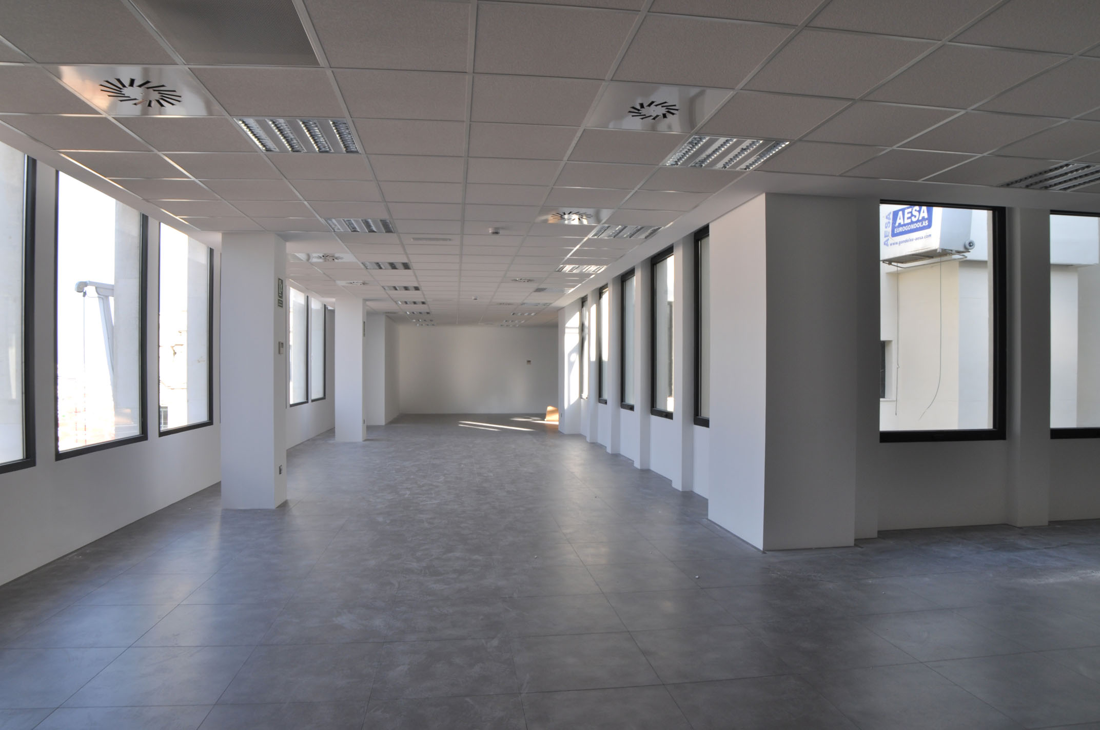 Oficinas en gran v a 30 cci for Oficinas prop valencia