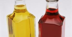 aceite y vinagre
