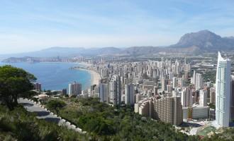 Auge de la actividad inmobiliaria en la Costa Blanca