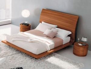 Habitación con decoración minimalista