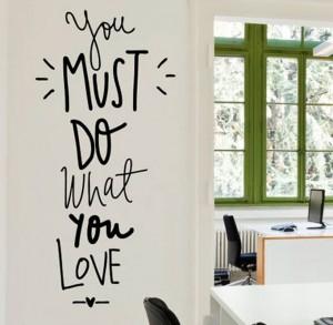 Frases para tu escritorio en casa
