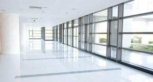 Edificio moderno. Últimas tendencias en arquitectura moderna