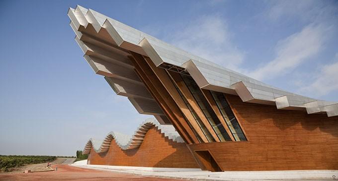 Los edificios más raros de España