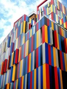 Edificio de Colores, Ceuta