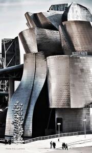 Arquitectura modernista. Museo Guggenheim, Bilbao