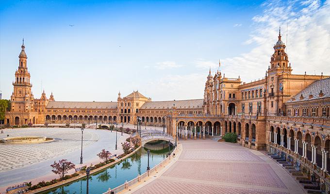 Sevilla es un lugar perfecto para ir de vacaciones