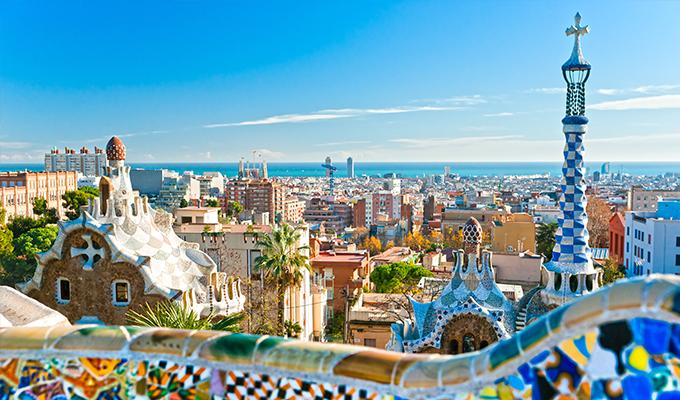 Barcelona - Lugar perfecto para hacer turismo