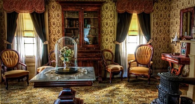 Dale un aire retro a tu casa con objetos vintage