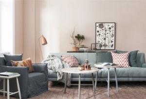 Cómo aprovechar el espacio en tu casa: Usa bien los colores