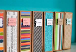 Cómo aprovechar el espacio en tu casa: no acumules papeles