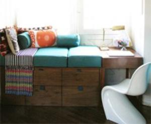 Cómo aprovechar el espacio en tu casa: aprovecha pequeños espacios