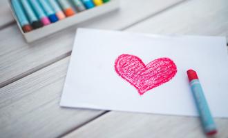 Cómo conseguir una decoración romántica en casa para San Valentín