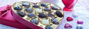 Decoración Romántica para San Valentín: bombones
