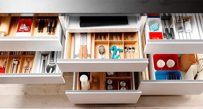 Consejos clave sobre c mo ordenar la cocina de tu casa - Utensilios de cocina ikea ...