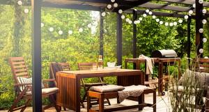 Aprende cómo decorar una terraza y disfruta