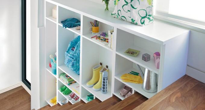 Cómo ganar espacio en casa de forma inteligente y creativa.