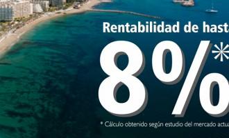 Obtén hasta un 8% de rentabilidad invirtiendo en vivienda