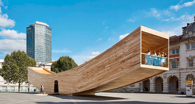 Arquitectura del 2017: Edificaciones que desafiaron el diseño