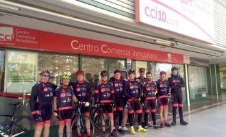 CCI estuvo en la concentración en Benidorm del Club Ciclista Aranjuez