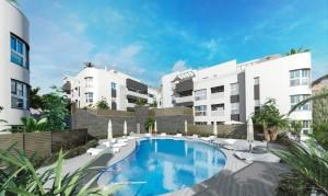 Áticos y viviendas en Residencial Puerto Marina