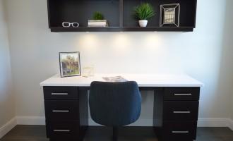 5 estilos para decorar un escritorio de casa