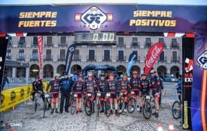 CCI lidera la salida de la marcha ciclista Gran Fondo Ibérica
