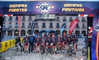 Centro Comercial Inmobiliario lidera la salida de la marcha cicloturista Gran Fondo Ibérica