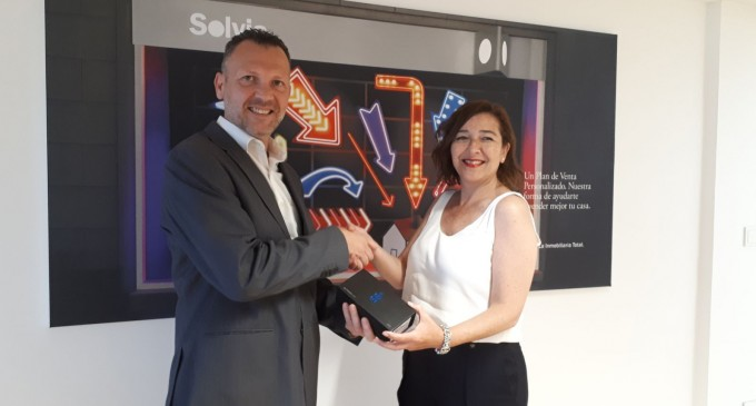 CCI recibe el primer premio como comercializadora del Levante español con más ventas