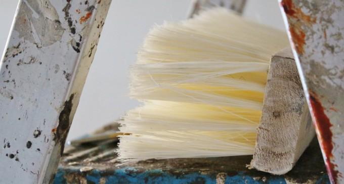 El dilema de elegir entre papel pintado o pintura