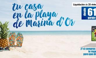 No te pierdas esta maravillosa promoción de viviendas en la playa de Marina d'Or