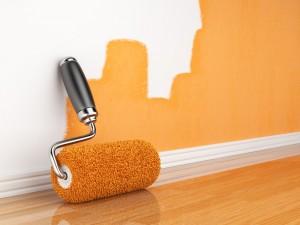 reformas o arreglos en pisos de alquiler pintura