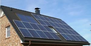 vivienda sostenible solar