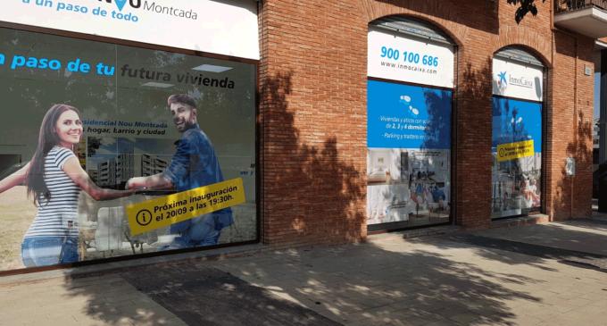 CCI estrena oficina de venta de una nueva promoción en Montcada i Reixac