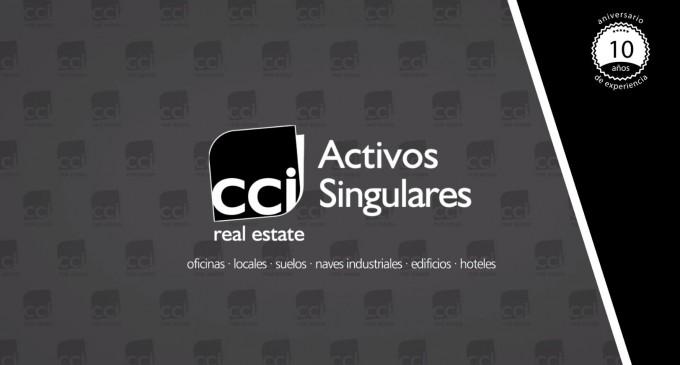 CCI se abre paso hacia los Activos Singulares