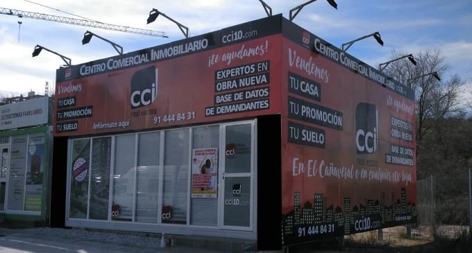 CCI dispone de caseta propia en El Cañaveral para la venta de viviendas