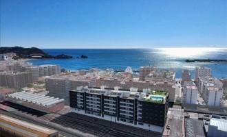 CCI comienza la comercialización del Residencial Las Dalias en Águilas, Murcia