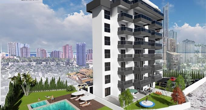 Edificio Balina, en Benidorm, a tu disposición