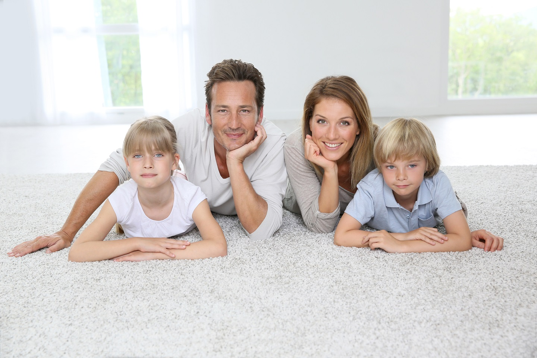Cómo limpiar alfombras y moquetas