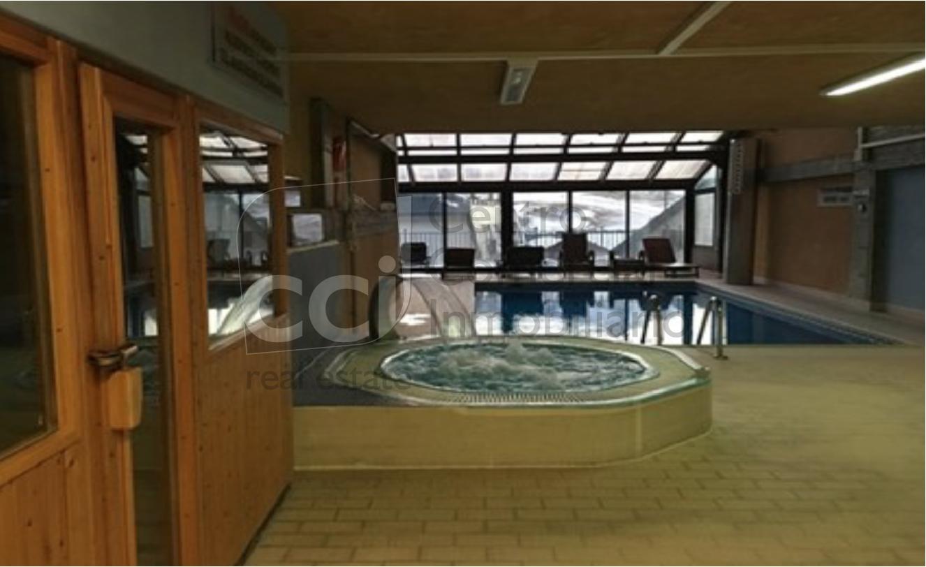 White House piscina