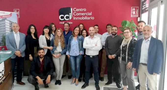 Patricia Lozano Martín ha sido nombrada directora de la zona centro del Centro Comercial Inmobiliario