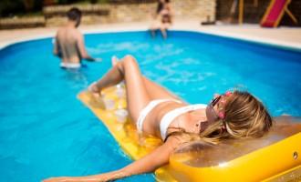 Ventajas de las piscinas de agua salada