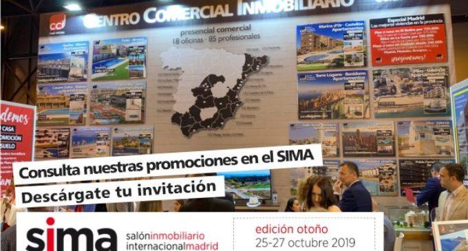 CCI estará en el SIMA Otoño 2019