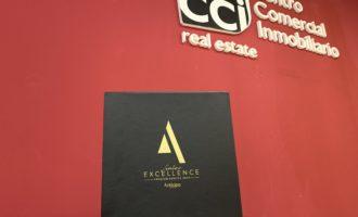 Anticipa otorga a CCI el nivel «Excellence» 2018