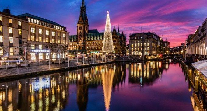 Sitios donde pasar la Navidad